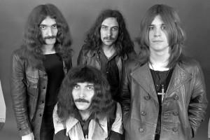 Black Sabbath, 1970: Geezer Butler, Tony Iommi, Bill Ward, Ozzy Osbourne in , (Photo by Chris Walter/WireImage)