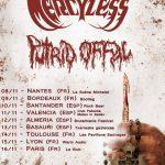 [NEWS] MERCYLESS en tournée