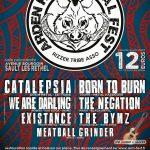 [Concert] Arden Rock Metal Fest 2017- 11 mars 2017