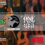 [NEWS] Ellie Promotion et Guitare Xtreme vous invite chez Music Guest