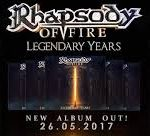 [Chronique] RHAPSODY OF FIRE – Legendary Years