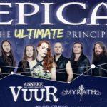 [Report] Epica + AVG's Vuur + Myrath, 03/12/2017, L'Aéronef, Lille