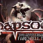 [Live Report] RHAPSODY 20th Anniversary + BEAST IN BLACK + SCARLET AURA, au METRONUM, 17 mars 2018