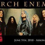 [Report] Arch Enemy, L'Aéronef, Lille, 05 juin 2018