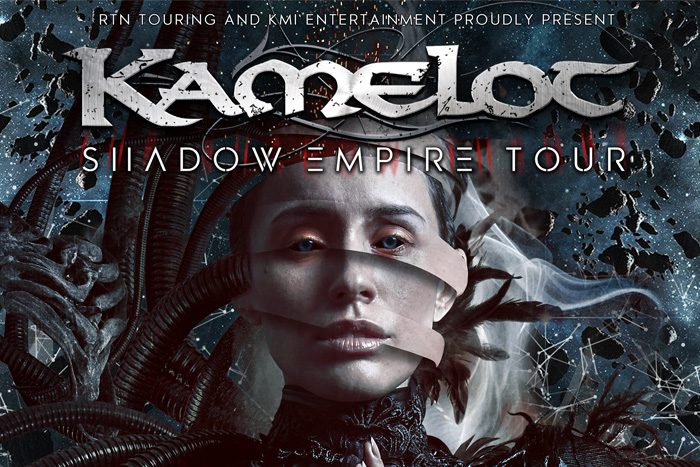 [Report] Kamelot + Evergrey + Visions Of Atlantis @Trix, Anvers (BE) 10/03/19