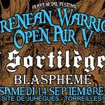 Pyrenean Warriors Open Air 2019 le 14 Septembre 2019 Site de Juhègues  Torreilles (Pyrénées Orientales)